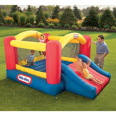 Little Tikes Jump-N-Slide Bouncer