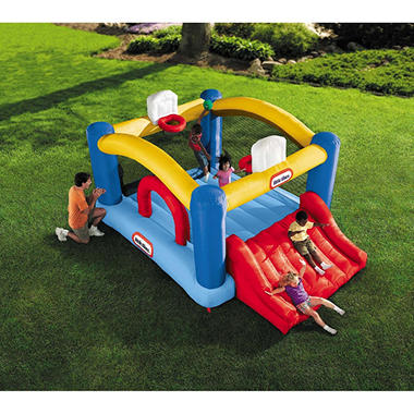 Little Tikes Junior Sports-N-Slide