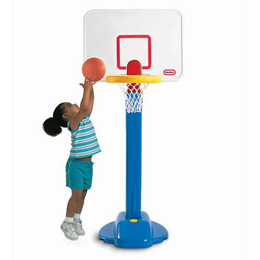 Adjust 'n Jam? Basketball Set