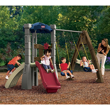 Endless Adventures Swing Set