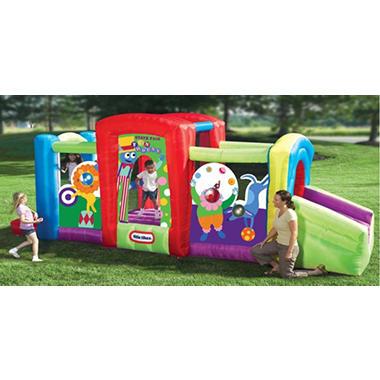 Little Tikes State Fair Fun House Bouncer