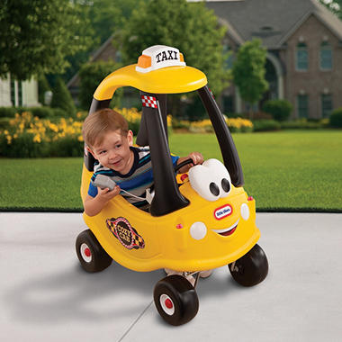 Cozy Coupe� Cab