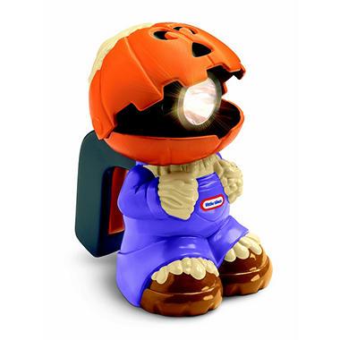 Little Tikes Scream Beams Flashlight Pumpkin
