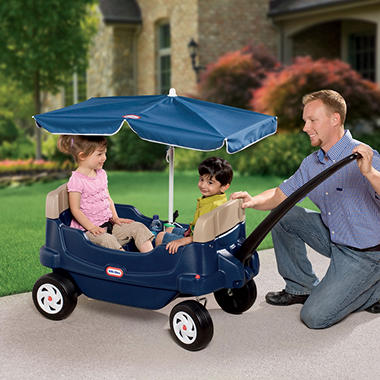 Little Tikes Cozy Cruisin' Wagon with Umbrella