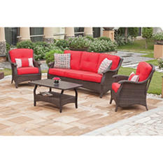 Santa Barbara 4-Piece Deep Seating Set