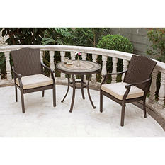 Heritage 3-Piece Bistro Set