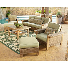 Manchester 6-Piece Deep Seating Set