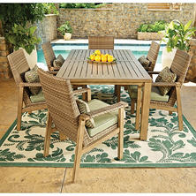 Manchester 7-Piece Outdoor Dining Set