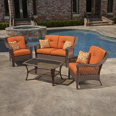 Murano Deep Seating 4 pc.