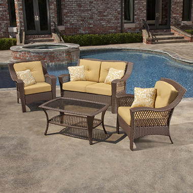 Murano Deep Seating - 4 pc.