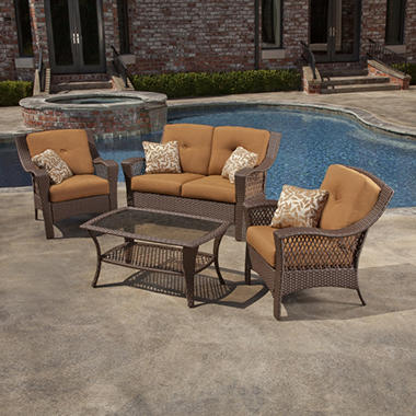 Murano Deep Seating Set - 4 pc.