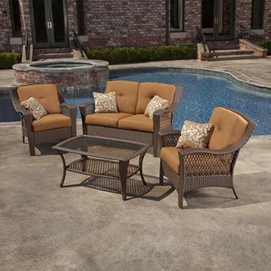 Murano Deep Seating Set - 4 pc.