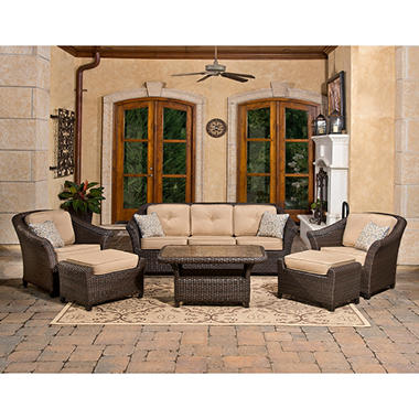 Toronto Outdoor Deep Seating Set - 6 pc.