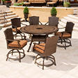 Brentwood Outdoor Dining Set - 7 pc.