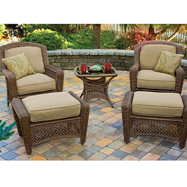 Martinique Outdoor Furniture Group 5 pc Sam s Club