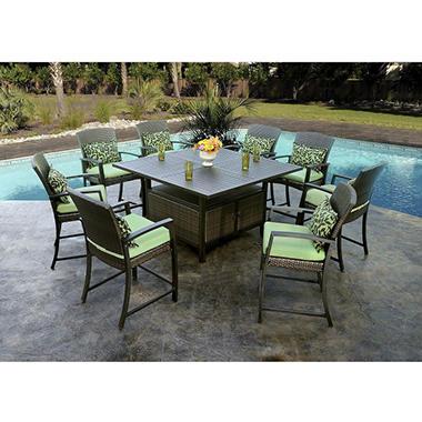 Cypress Dining Set 10 Pc Sam 39 S Club