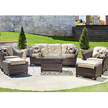 TORONTO DEEP SEATING OUTDOOR FURNITURE OUTDOOR FURNITURE
