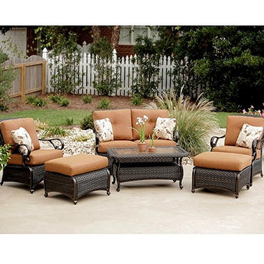 Madagascar Deep Seating Set 6 pc.