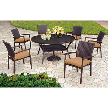 Coral Gables Dining Set - 8 pc.