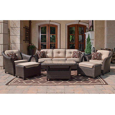 Toronto Deep Seating Set - 6 pc.