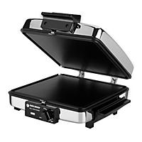 Black + Decker 3-in-1 Grill, Griddle, and Waffle Maker