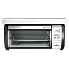 Black + Decker SpaceMaker Digital Toaster Oven