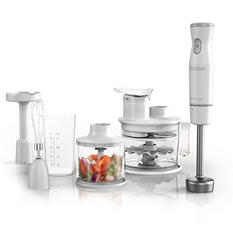 Black + Decker HandiPrep Express 6-IN-1 Food Processor and Blender