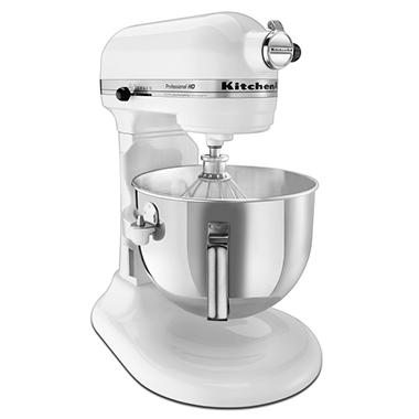 KitchenAid Professional HD Stand Mixer - White