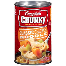 Campbell's Chunky Classic Chicken Noodle Soup (18.6 oz.)