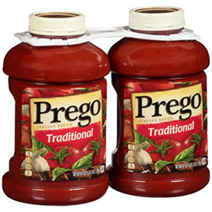 Prego Traditional Italian Sauce (67 oz., 2 ct.)
