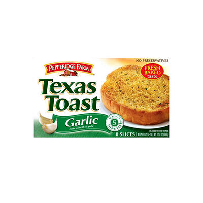 Pepperidge Farm® Garlic Texas Toast - 32 slices