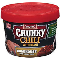 Campbell's Chunky Beef & Bean Roadhouse Chili (15.25 oz., 8 ct.)