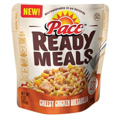 Pace Ready Meals Cheesy Chicken Quesadilla (9 oz., 6 ct.)