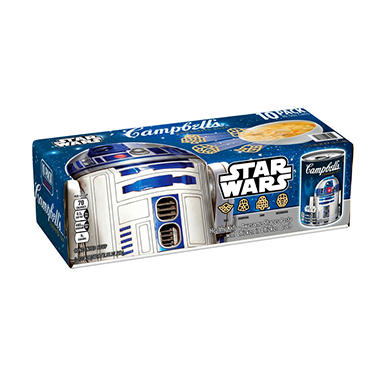 CAMPBELLS STAR WARS REBELS 10PK / 10.5OZ