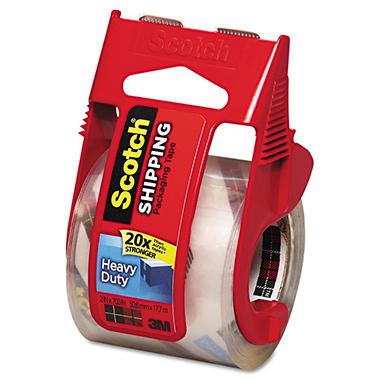 Scotch - 3850 Shipping Packaging Tape, 2