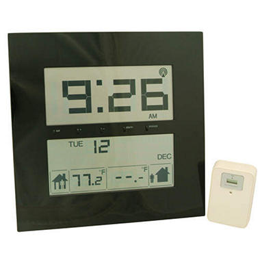 3M® Precision Clock & External Temp. Sensor