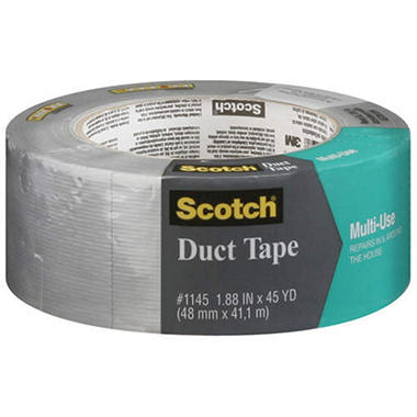Scotch® Duct Tape - 1.88in x 45yd roll
