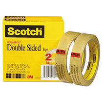 Scotch® 665 Double-Sided Office Tape