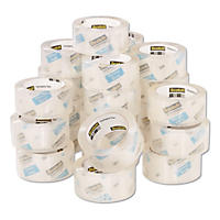 "Scotch 3850 Heavy-Duty Shipping Packing Tape Refills, 1.88"" x 54.6yds, 36pk."