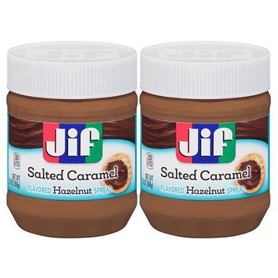 Jif Salted Caramel Spread (13 oz., 2 ct.)