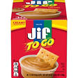 Jif® To Go Creamy Peanut Butter, 36 Count