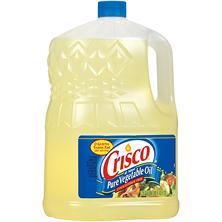 Crisco® Pure Vegetable Oil - 1.25 gal.