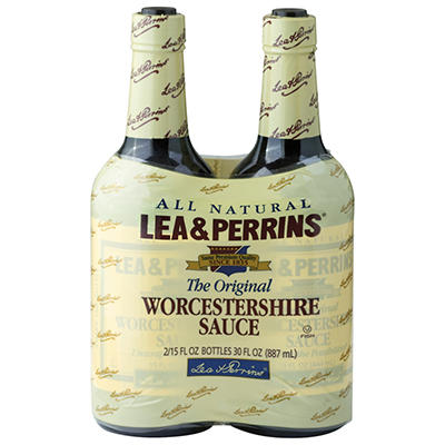 Lea & Perrins® Original Worcestershire Sauce - 2/15 oz.