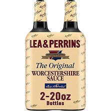 Lea & Perrins Worcestershire Sauce (20 oz. bottle, 2 ct.)