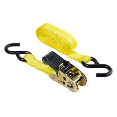 "Cargo Zone Ratchet Tie Down - 15'X1"" - 4 pk."