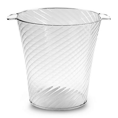 144 oz. Swirl Ice Buckets - 12 pk.