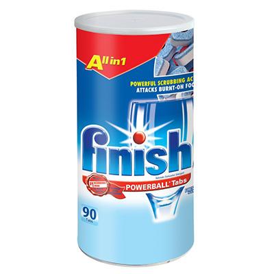 Finish Powerball Dishwashing Tabs - 90 ct.