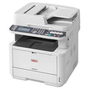 Oki - MB472W Mono Laser MFP, Copy, Fax, Print -  Scan