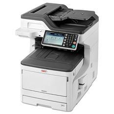 Oki - MC873DN Multifunction, Desktop Use -  Copy/Fax/Print/Scan