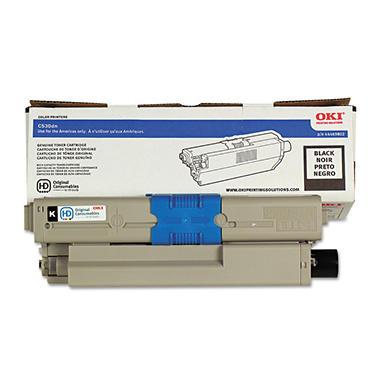 Oki C530 Toner Cartridge, Select Color